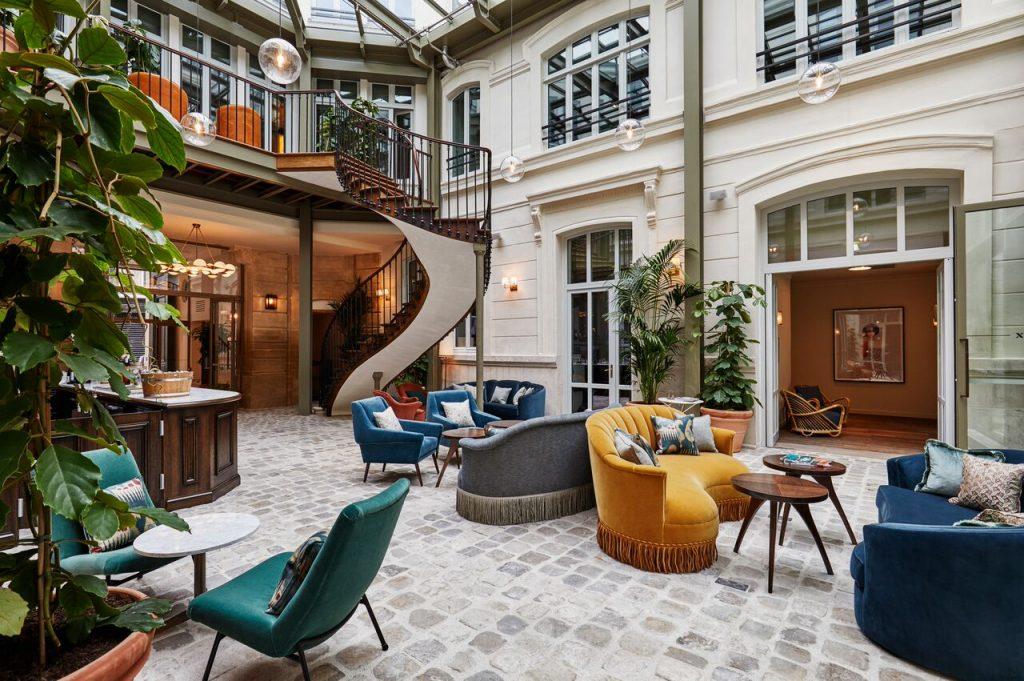 Hotel Hoxton Paris: Frissons Of Styleu2026